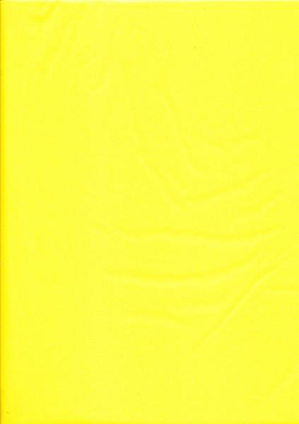 Tissuepapier geel 50 x 70 cm per vel