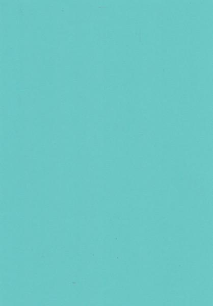 Turquoise papier, A4 (Locatie: 4640)