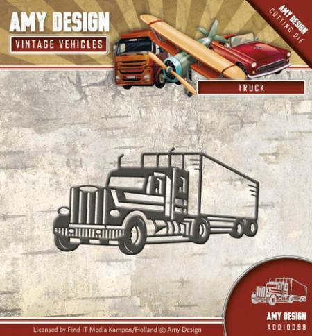 Amy Design snijmal Truck ADD10099 (Locatie: i496)