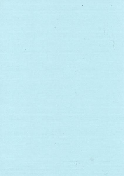 Card deco linnen papier A4 babyblauw (Locatie: s1)