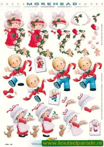 Doe Maar knipvel kerst 11052-145 (Locatie: 2859)