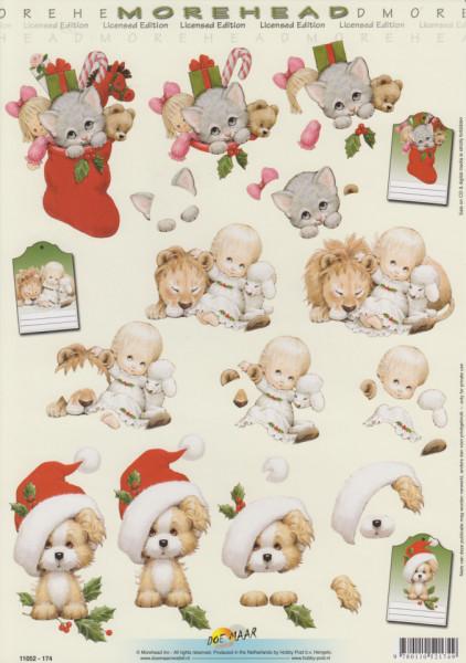 Doe Maar knipvel kerst 11052-174 (Locatie: 2569)