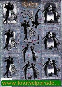 Dufex stansvel silhouette dance 11179829 (Locatie: 4521)
