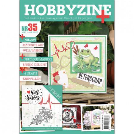 Hobbyzine Plus nr. 35 mrt-apr 2020 HZ02002
