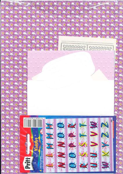 Hoca kaartenpakket Meisjes om 3 kaarten te maken 900439 (Locatie: 2564)