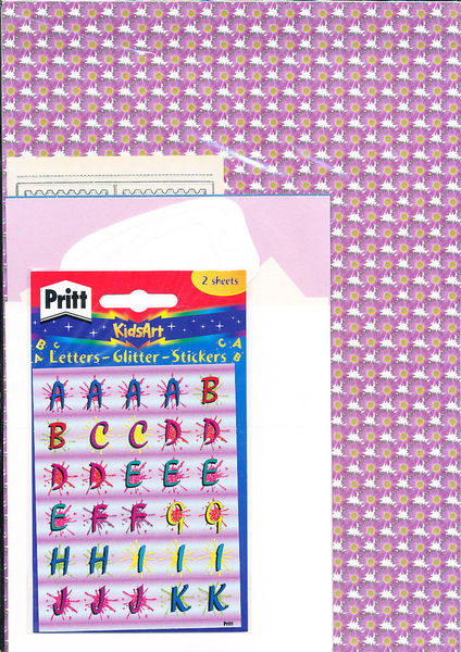Hocahobby kinderknutselpakket om kaarten te maken nr.900439 (Locatie: 2564)