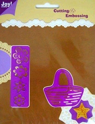 Joy! Crafts Snij- en embosmal 2 stuks 6002/0085 (Locatie: I413 )