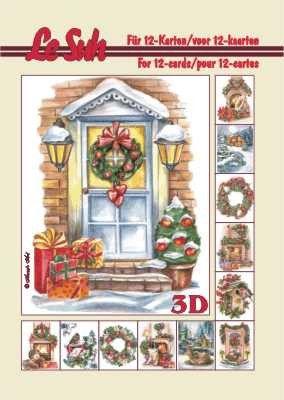 Le Suh boekje A5 Kerstmis 345621 (Locatie: KB)