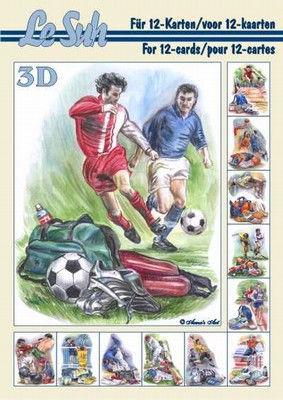 Le Suh boekje A5 Sport nr. 345645 (Locatie: 1RC4)