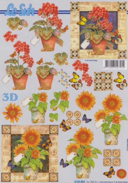Le Suh knipvel bloemen 4169854 (Locatie: 0815)