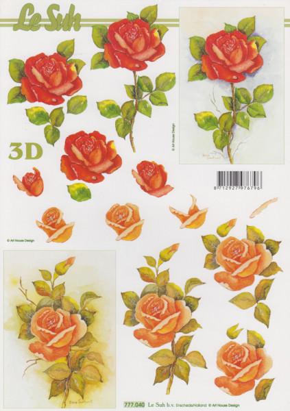 Le Suh knipvel bloemen 777040 (Locatie: 2645)