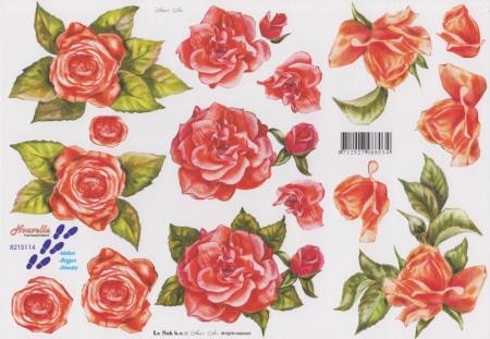 Le Suh knipvel bloemen 8215114 (Locatie: 1135)