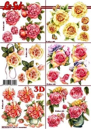 Le Suh knipvel bloemen 8215516 (Locatie: 0933)