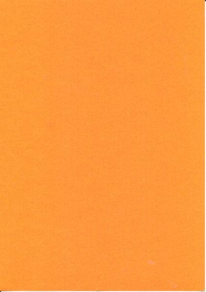 Linnen karton A4 oranje (Locatie: s1)