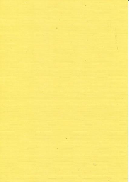 Linnen papier A4 kanariegeel 06 (Locatie: s1)