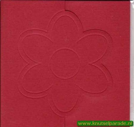 Lomiac kaart red 3 stuks nr. LC3141 (Locatie: Y017 )