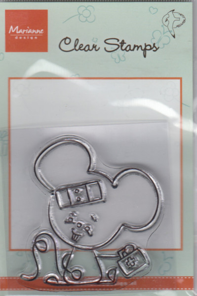 Marianne Design clear stamps HM 9402 (Locatie: NN075 )
