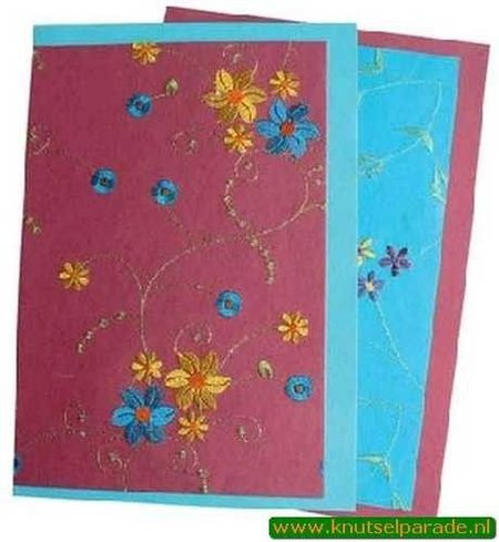 Marianne Design eco friendly papers flowers PK 9060 (Locatie: 4237)