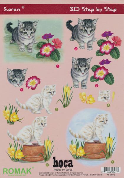 Romak knipvel katten P0-600-12 (Locatie: 2832)