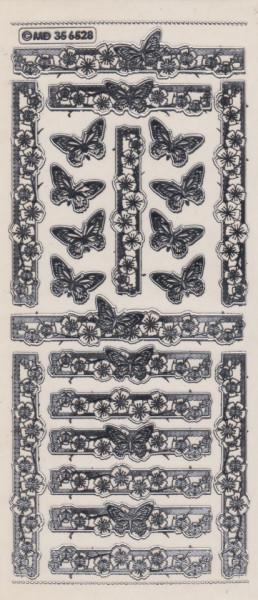Stickervel zilver MD356528 (Locatie: A054)