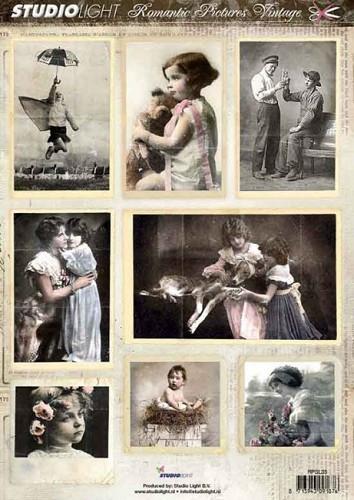 Studio Light stansvel Romantic Pictures RPSL35 (Locatie: 0333)