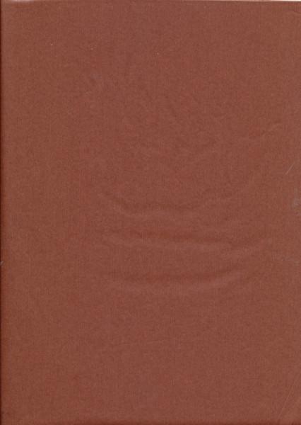 Tissuepapier bruin 50 x 70 cm per vel