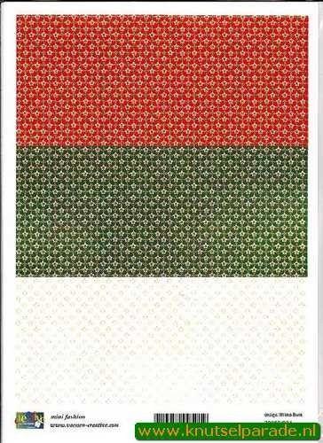 Achtergrond papier A4 kerst 29860 (Locatie: 4728)