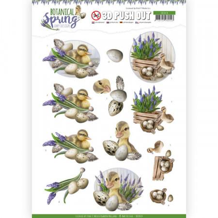 Amy Design stansvel Botanical Spring SB10434 (Locatie: 2921)