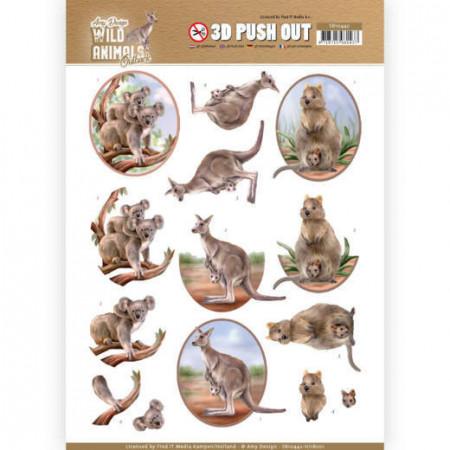 Amy Design stansvel dieren SB10442 (Locatie: 0419)