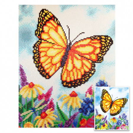 Craft Artist Diamond Painting pakket, vlinder