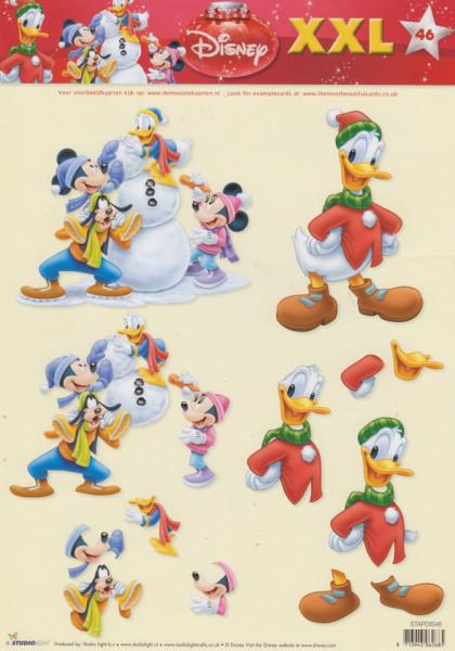Disney knipvel STAPDIS46 (Locatie: 2532)