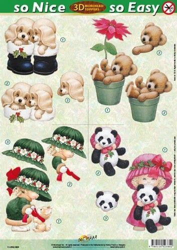 Doe Maar stansvel kerst 11052-384 (Locatie: 5609)