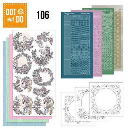 Dot and Do 106 I Love You DODO106