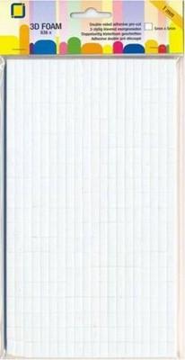 JeJe foampads 1,0 mm dik 836 st. 3.3091