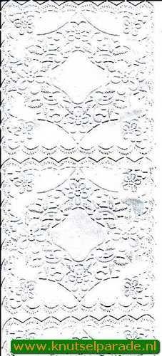 Kleedjes plastic 13 cm x 13 cm 3 stuks (Locatie: D87 )