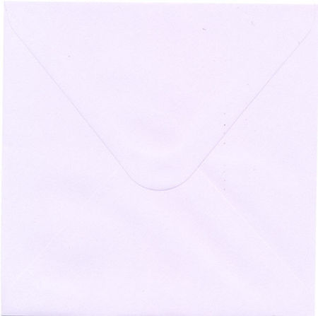 Le Suh envelop lila 17x17 cm 110 gr. per stuk 410793 (Locatie: K3)