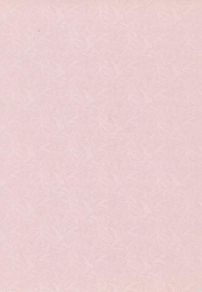 Le Suh fantasie papier bloemen roze 690022 (Locatie: 6501)