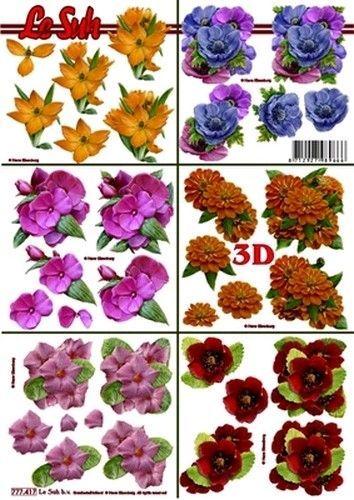 Le Suh knipvel bloemen 777417 (Locatie: 2226)