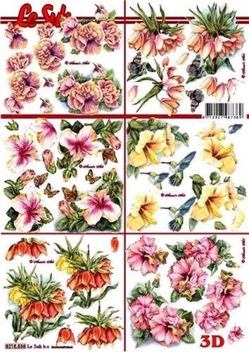Le Suh knipvel bloemen 8215538 (Locatie: 1155)