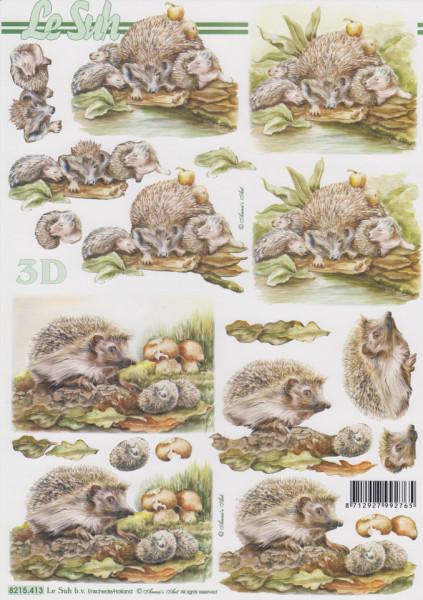 Le Suh knipvel dieren 8215413 (Locatie: 1450)
