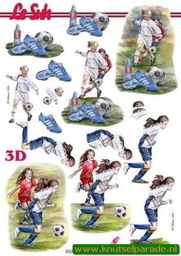 Le Suh knipvel voetbal 8215336 (Locatie: 6426)