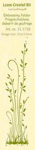 Leane Creatief embossing folder Long Grass 35.1758 (Locatie: K1)