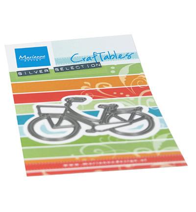 Marianne Design snij- en embosmal City Bike CR1504 (Locatie: J496)