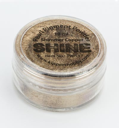 Shine Pearl Pigment Poeder koper
