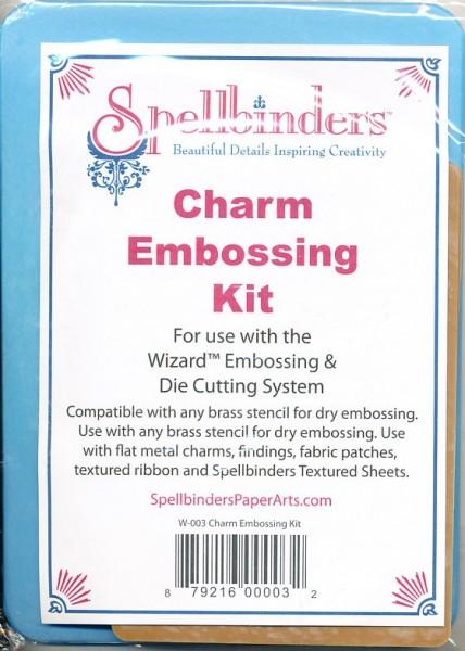 Spellbinders charm embossing kit 78 111 003 (Locatie: 2Ri2 )
