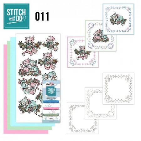 Stitch and Do 11 Katjes STD0011