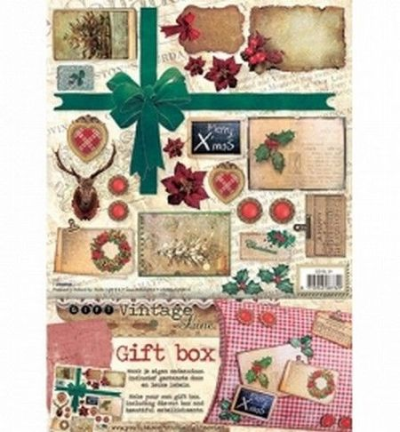 Studio Light gift box CDSL21 (Locatie: 4835)