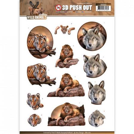 Amy Design stansvel dieren SB10160 (Locatie: 1119)