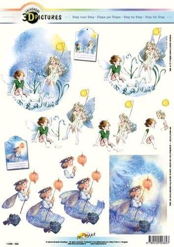 Doe Maar knipvel kerst 11055-362 (Locatie: 114)