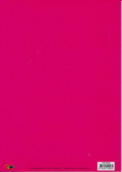Doodey achtergrondpapier Cupcakes bruin/roze DV94506 (Locatie: 2763)